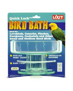 QUICK-LOCK BIRD BATH 3 OZ.